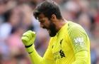 Alisson vẫn tự tin dù Liverpool mất trụ cột trước trận gặp Bayern