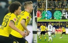 NHM 'ném đá' dữ dội sau khi Dortmund hòa chật vật Paderborn