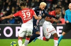 Neymar ngẫu hứng 'nhảy múa', biến 4 ngôi sao của Monaco thành 'chú hề'