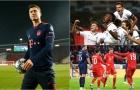 Chưa ra sân, Bayern đã nhận nỗi đau từ 3 trụ cột