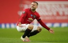 Luke Shaw hé lộ nguyên nhân thực sự khiến Man Utd thua sốc Palace