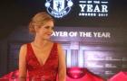 Rachel Riley - Nữ MC 'cân' cả lễ trao giải của Manchester United