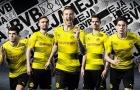 Top 10 mẫu áo đấu mùa giải 2017/18 đã chính thức được ra mắt
