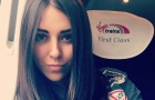 Francesca Cormanni - Vị hôn thê cực xinh đẹp của sao Man Utd