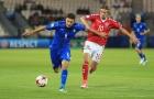 Chùm ảnh: U21 Italia giành 3 điểm trọn vẹn ngày ra quân