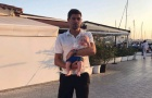 Chùm ảnh: Gerrard dẫn vợ con đi nghỉ mát tại Ibiza
