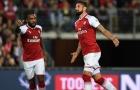 Lacazette tịt ngòi, Arsenal vẫn thắng nhàn trên đất Úc