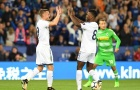 Monchengladbach 1-2 Leicester City: Ngược dòng kém vui vì Iheanacho