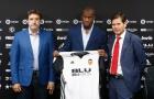 Kondogbia đầy bảnh bao trong ngày ra mắt Valencia