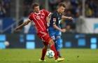 Hoffenheim 2-0 Bayern Munich: Hùm xám te tua