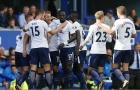 Everton 0-3 Tottenham: Gà trống giương oai