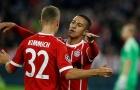 Bayern Munich 3-0 Anderlecht: Hùm xám gầm vang