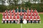 Sanchez góp mặt trong loạt ảnh tập thể vui nhộn của Arsenal