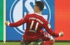 James Rodriguez lần đầu nổ súng, Bayern lên đỉnh Bundesliga