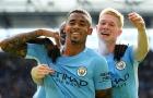 Đội hình tiêu biểu vòng 8 Ngoại hạng Anh: 'Độc cô cầu bại' Man City