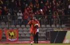 Tịt ngòi tại M.U, Lukaku vẫn 'gánh team' giúp Bỉ cầm hoà Mexico