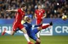 Vắng Bale, Xứ Wales trình diễn bộ mặt bạc nhược trước Pháp