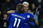 Mahrez xuất thần, Leicester nghiền nát Huddersfield trong hiệp 2