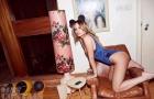 Mỹ nữ cuồng Man Utd lại khoe thân nóng bỏng trên mạng