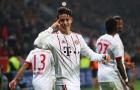 James Rodriguez lập siêu phẩm đỉnh cao, Bayern băng băng về đích