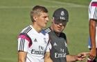 Kroos khóa chặt cửa với Bundesliga