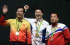 Hoàng Xuân Vinh gây ấn tượng mạnh với tấm HCB Olympic