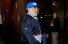Maradona phẫu thuật nâng mặt để xứng với người tình trẻ