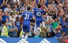 Hazard hứng khởi, Conte nổi điên