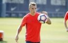 Lucas Digne nhận 'hình phạt' đầu tiên tại Barca