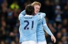 """David Silva - Kevin de Bruyne và vị trí """"số 8"""" tự do ở Man City"""