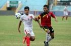 Vùi dập Đông Timor, U19 Việt Nam giành hạng Ba