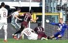 Bay nhảy như chim, Joe Hart vẫn không thể ngăn Totti phá kỷ lục