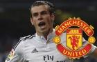Real coi chừng, MU đi đêm với Bale!