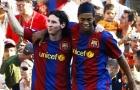 Messi không thể so sánh với Maradona và Pele