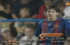 Sự thật về bàn thắng đầu tiên của Messi cho Barca