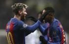 Messi đạt 100 bàn nhanh hơn Ronaldo