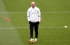 Với Zinedine Zidane, Real Madrid ngày càng trở nên đáng sợ