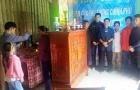 HLV Hoàng Anh Tuấn cùng U19 Việt Nam thăm rốn lũ Quảng Bình
