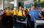 Vào bán kết, tuyển Việt Nam được chào đón như người hùng