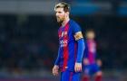 Cha Messi gặp giám đốc bóng đá PSG