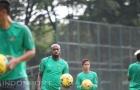 'Sát thủ' số 1 Indonesia chấn thương trước trận Việt Nam