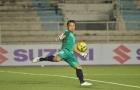 Xuất sắc ở AFF Cup, thủ thành Singapore vẫn thất nghiệp
