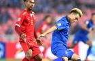 Thái Lan dự định dùng cầu thủ vô địch U17 World Cup đấu Indonesia