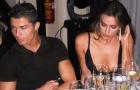 5 mối tình lãng mạn của Cristiano Ronaldo