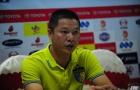 """HLV Chu Đình Nghiêm: """"Quang Hải đã tiến bộ rất nhiều"""""""