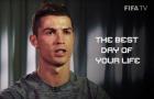 Ronaldo tiết lộ ngày hạnh phúc nhất cuộc đời
