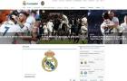 Real Madrid bán quyền trên Internet với giá 500 triệu euro