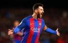 Messi sẽ gặp thủ môn mà anh ưa thích nhất