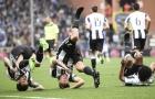 Dybala khóc rời sân, Allegri vẫn mừng điên cuồng vì Cuadrado
