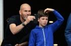 Con út Zidane lập siêu phẩm cầu vồng giúp Real thắng Barca